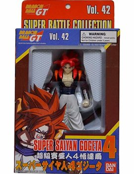 Dragon Ball GT Super Battle Collection Super Saiyan 4 Gogeta