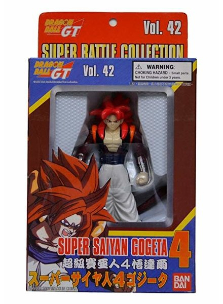 Dragon Ball GT Super Battle Collection Super Saiyan 4 Gogeta