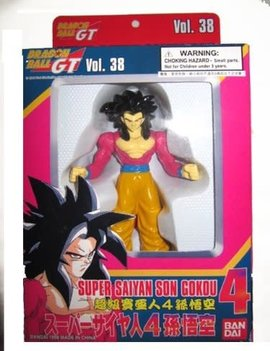 Dragon Ball GT Super Battle Collection Super Saiyan 4 SonGokou