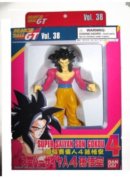 Dragon Ball GT Super Battle Collection Super Saiyan 4 SonGokou