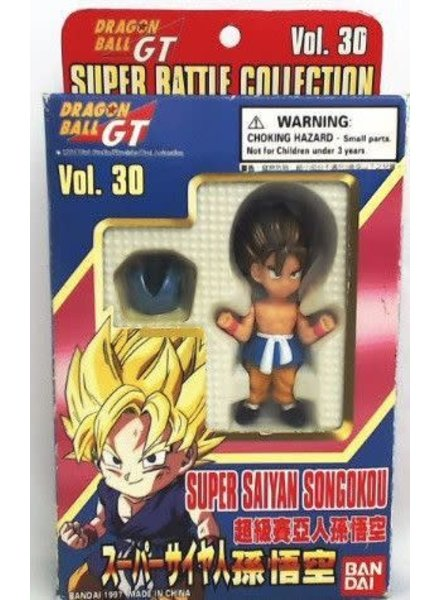 Dragon Ball GT Super Battle Collection Super Saiyan Songokou