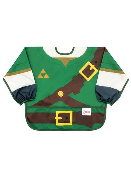 Bumkins Legend of Zelda Edition Costume Sleeved Bib
