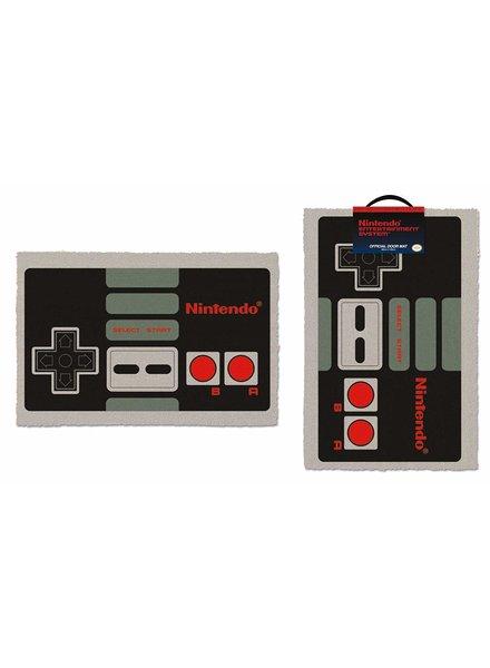 Pyramid America Door Mat: NES Controller