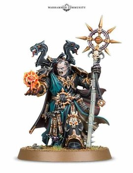 Games Workshop Chaos Space Marines: Sorcerer