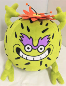 "Dragon Quest Monsters Cactiball 9"" Plush"