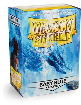 Dragon Shield Dragon Shield Matte 100Ct: Baby Blue