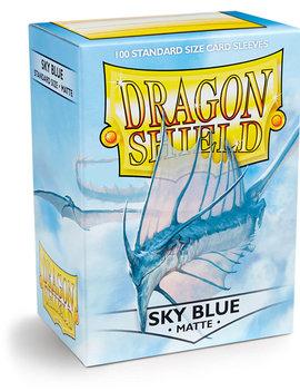 Dragon Shield Dragon Shield Matte 100Ct: Sky Blue