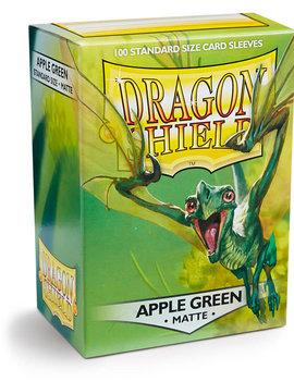 Dragon Shield Dragon Shield Matte 100Ct: Apple Green