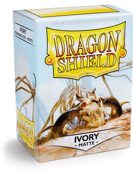 Dragon Shield Dragon Shield Matte 100Ct: Ivory
