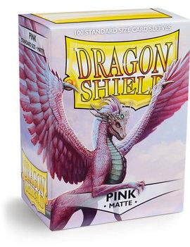 Dragon Shield Dragon Shield Matte 100Ct: Pink