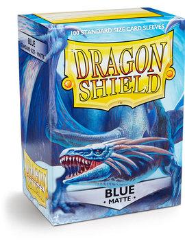 Dragon Shield Dragon Shield Matte 100Ct: Blue