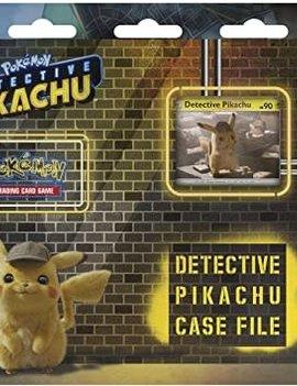 Pokemon Detective Pikachu Case File