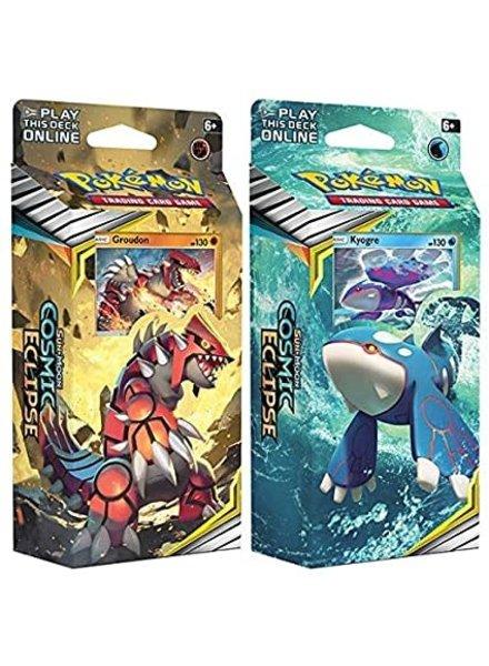 Pokemon Pokemon TCG Cosmic Eclipse Theme Deck