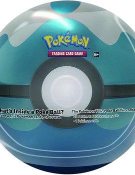 Pokemon TCG Pokeball 2020 Tin Dive Ball