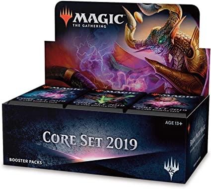Core 2019 Booster Box