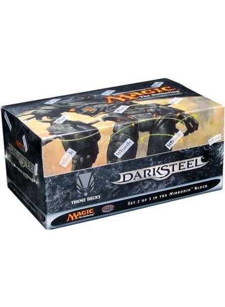 Darksteel Theme Decks