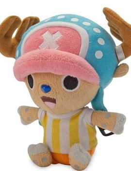Abysse One Piece Tony Tony Chopper New World Plush
