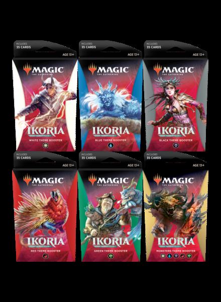 WizardsOfTheCoast MTG Ikoria: Lair of Behemoths Theme Booster