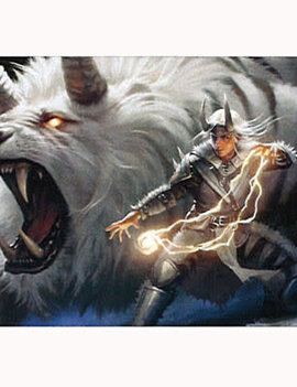 Ultra Pro UP MTG Playmat: Ikoria Fight As One