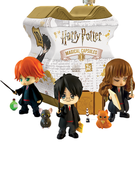 Harry Potter Magical Bronze Capsule Blind Bags