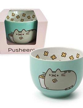 Enesco Pusheen the Cat Popcorn Snack Bowl