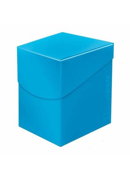 Ultra Pro UP Deck Box PRO Eclipse: Sky Blue