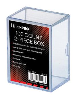 Ultra Pro UP 2 Piece Storage Box: 100 Count