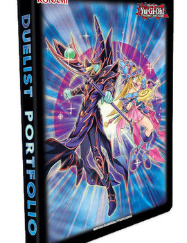 Yu-Gi-Oh! 9 Pocket Porfolio Dark Magician