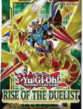 Yu-Gi-Oh! Rise of the Duelist Booster Pack