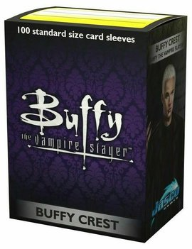 Dragon Shield Dragon Shield Art 100Ct: Buffy Crest Sleeves