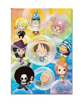 Great Eastern Entertainment One Piece Bubble Group 520-Piece Puzzle