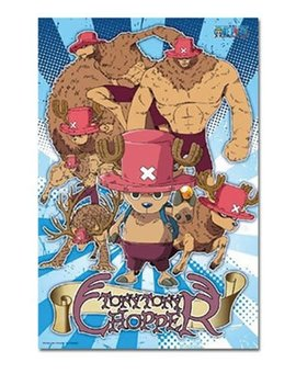 Great Eastern Entertainment One Piece Chopper Point Forms 1000-Piece Puzzle