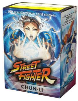 Dragon Shield Dragon Shield Art 100Ct: Chun-Li