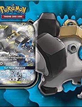 Pokemon TCG Power Partnership Tin Melmetal & Lucario