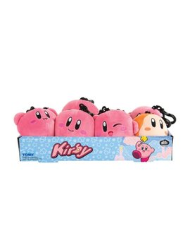 TOMY Kirby Mocchi-Mocchi Clip On Plush Hanger