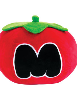 "TOMY Kirby Club Mocchi-Mocchi Mega Maxim Tomato Plush 15"""
