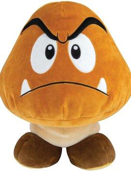 "TOMY Goomba Mega Mocchi 15"" Plush - Super Mario"
