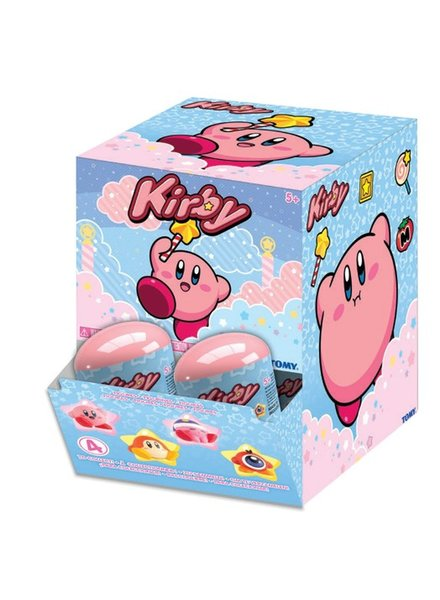 TOMY Kirby Dream Land Soft Vinyl Mascot Blind Capsule