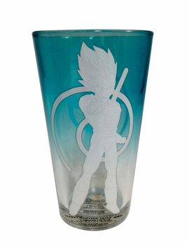 Dragon Ball Super Color Changing Pint Glass