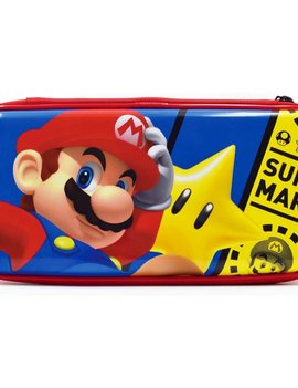 Hori Switch Vault Case - Mario