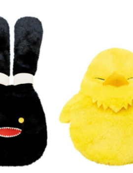Taito Final Fantasy XIV Online Mascot Dust Cleaning Glove