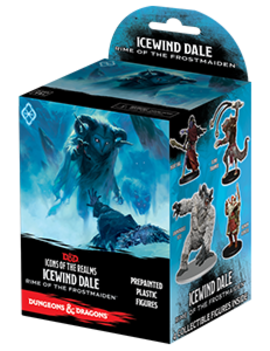 WizardsOfTheCoast D&D Icons of the Realms Icewind Dale Rime of the Frostmaiden Brick Set 17