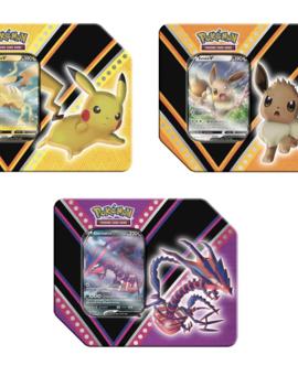 Pokemon Pokemon TCG: V Powers Tin