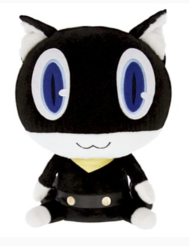 TBS Glowdia Persona 5 Life-Size Morgana Plush