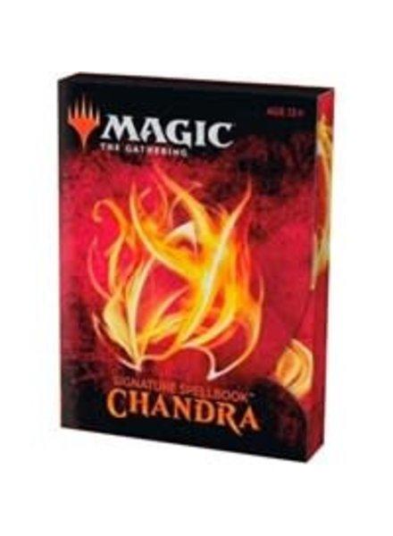 WizardsOfTheCoast MTG Signature Spellbook: Chandra