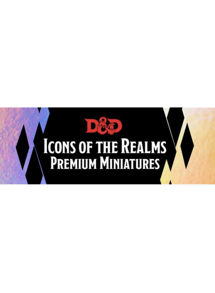 Games Workshop D&D Icons of the Realms Premium Figure