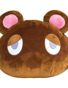 TOMY Animal Crossing Mega Mocchi-Mocchi Tom Nook Cushion 15""