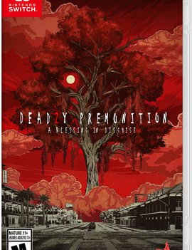 Rising Star Games Deadly Premonition 2: A Blessing in Disguise NEW
