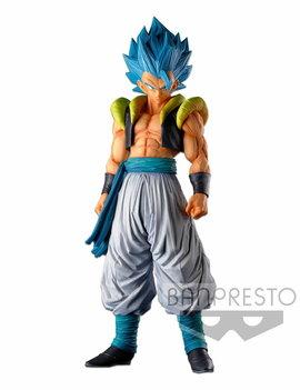 BanPresto Dragon Ball Super - Super Master Stars Piece Gogeta Super Saiyan Blue Figure