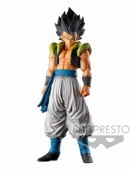 BanPresto Dragon Ball Super - Super Master Stars Piece Gogeta Figure